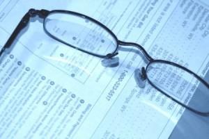 Lesen Sie den Immobilien Kaufvertrag aufmerksam durch