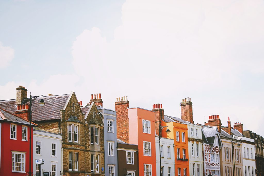 Investition in eine Immobilie