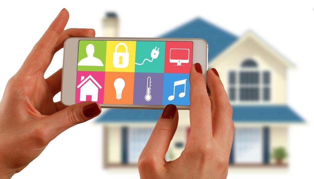 Smart Home - viele Funktionen
