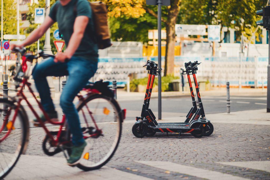 E-Scooter Versicherungspflicht für Elektro-Roller