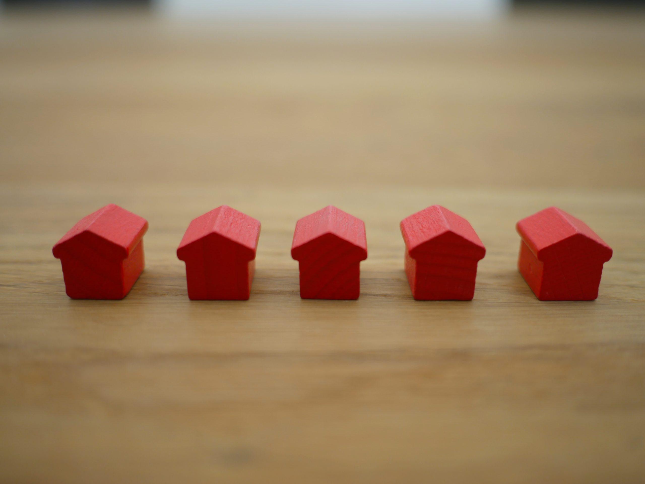 Fünf Versicherungen für Vermieter*innen
